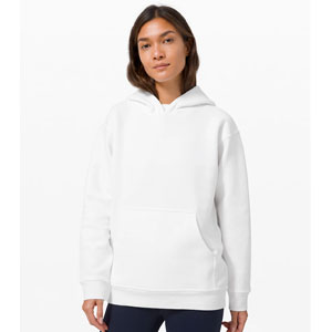 All Yours Hoodie Terry