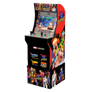 Arcade1Up X-Men vs. Street Fighter Arcade Cabinet