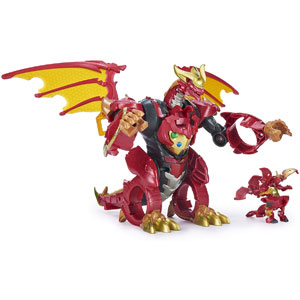 Bakugan Armored Alliance Dragonoid Infinity