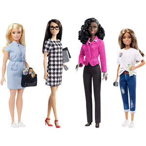 Barbie Campaign Team 2020 Giftset