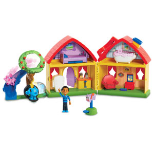 Blues Clues & You! Blues House Playset