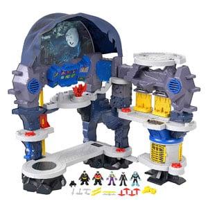 Imaginext DC Super Friends Surround Sound Batcave
