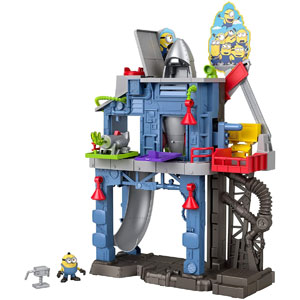Fisher-Price Imaginext Minions Grus Gadget Lair