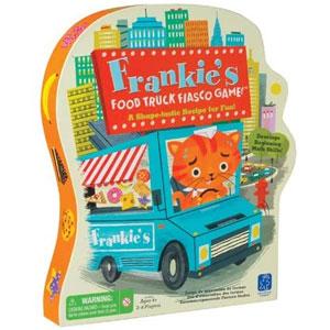 Frankies Food Truck Fiasco Game