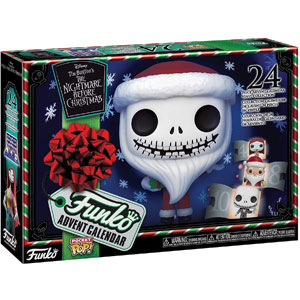 Funko Pocket POP! Advent Calendar: The Nightmare Before Christmas 2020