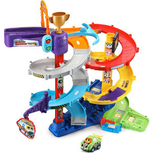 Go! Go! Smart Wheels Ultimate Corkscrew Tower