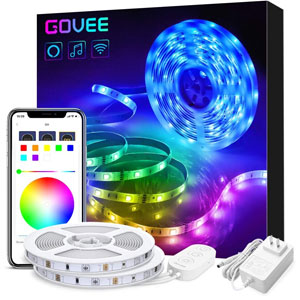 Govee 32.8ft LED Strip Lights