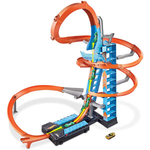 Hot Wheels Action Sky Crash Tower