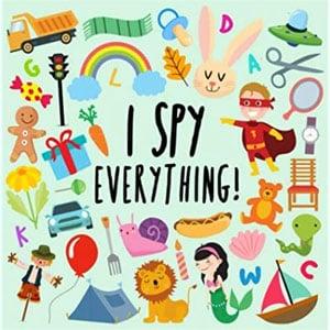 I Spy Everything!