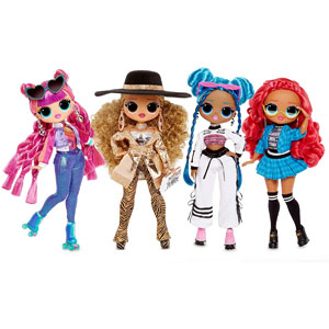 L.O.L. Surprise! O.M.G. Fashion Doll Assortment Series 3