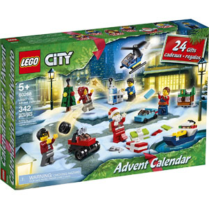 LEGO City Advent Calendar 60238