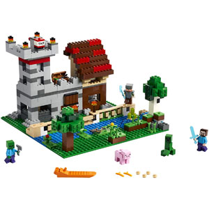 LEGO Minecraft The Crafting Box 3.0 21161