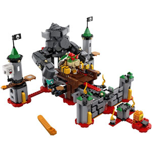 LEGO Super Mario Bowsers Castle Boss Battle 71360