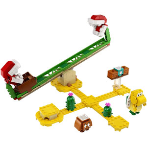 LEGO Super Mario Piranha Plant Power Slide 71365