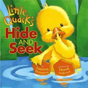 Little Quacks Hide and Seek