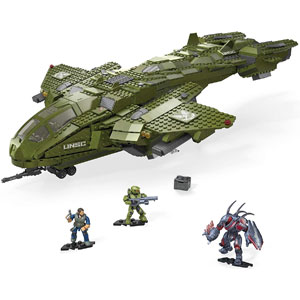 Mega Construx Halo Infinite Pelican Inbound
