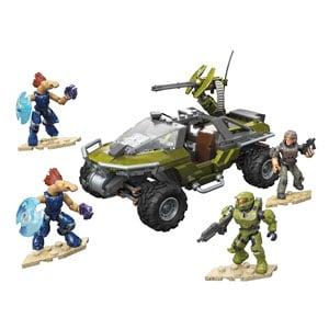 Mega Construx Halo Infinite Warthog Rally