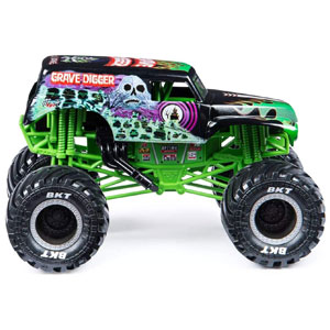 Monster Jam 1:24 Die-Cast Monster Trucks
