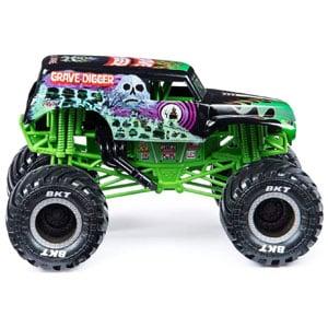 Monster Jam 1:24 Die-Cast Monster Trucks