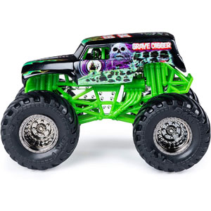 Monster Jam 1:64 Die-Cast Monster Trucks