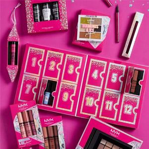 NYX Lipstick Advent Calendar