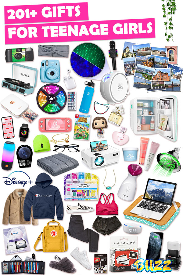 Christmas Gift Guide 2020 Gifts for Teenage Girls [Best Gift Ideas for 2020]