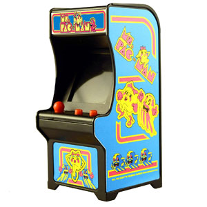 Tiny Arcade Ms. Pac-Man