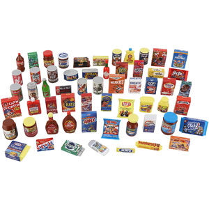 Wacky Packages Minis Series 1