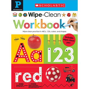 Wipe-Clean Workbook