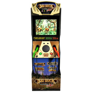 Arcade1Up Big Buck Hunter Arcade Cabinet