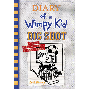 Diary of a Wimpy Kid Book 16: Big Shot