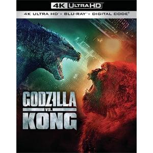Godzilla vs. Kong (4K)