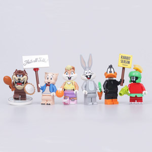 LEGO Looney Tunes Collectible Minifigures