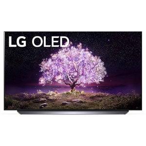"""LG OLED55C1PUB C1 Series 55"""" 4K Smart OLED TV (2021)"""