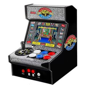My Arcade Street Fighter II: Champion Edition Micro Player Retro Arcade