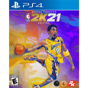 NBA 2K21: Mamba Forever Edition