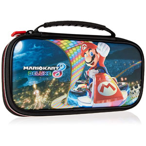 RDS Nintendo Switch Mario Kart 8 Deluxe Carrying Case
