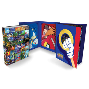 Sonic the Hedgehog Encyclo-speed-ia Deluxe Edition