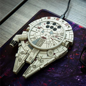 Star Wars Millennium Falcon Wireless Charger