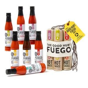 The Good Hurt Fuego Hot Sauce Sampler Pack