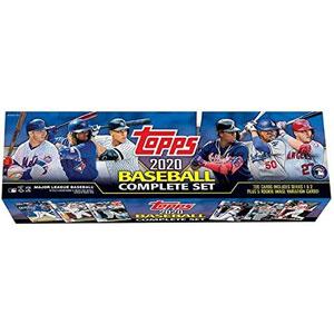 Topps 2020 Baseball Complete Set