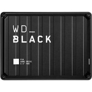 WD_Black 5TB P10-Game Drive External Hard Drive