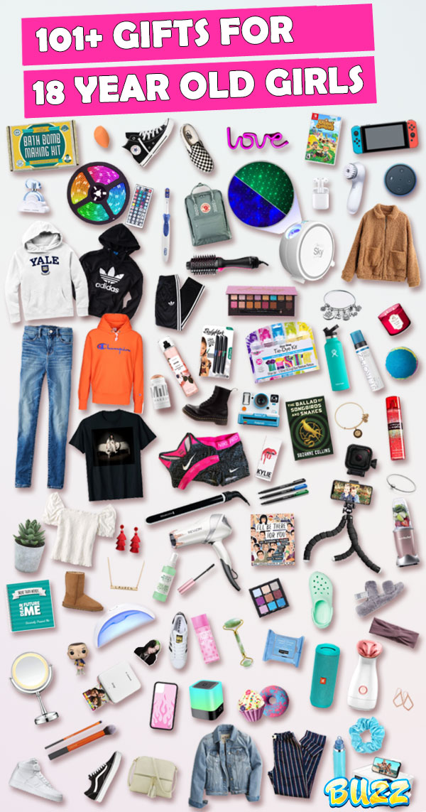 Gifts For 18 Year Old Girls Gift Ideas For 2020