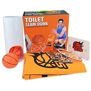 Barwench Games Toilet Slamdunk