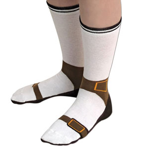 Bits and Pieces Sock Sandals