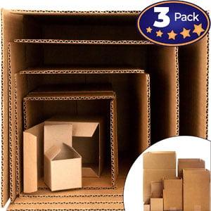 Boxes in a Box Prank