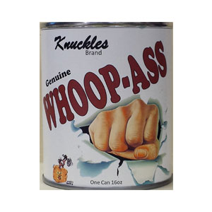 Can of Whoop-Ass
