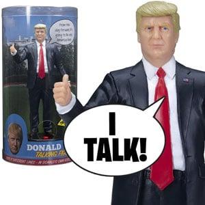 Donald Trump Talking Figure