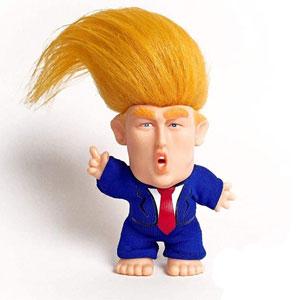 Donald Trump Troll Doll