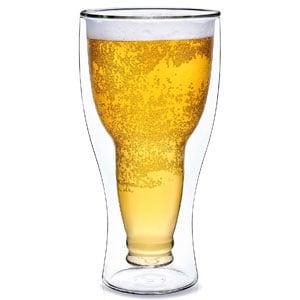 Verre à bière Dragon Upside Down